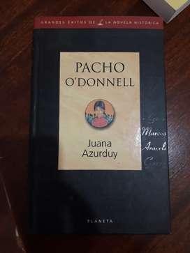 Juana Azurduy. Libro de Pacho O'Donnell