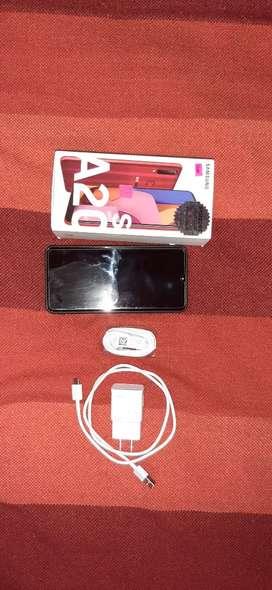 Vendo celular Samsung A20s