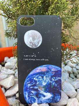 Case iPhone 7/8, X/Xs - Planeta