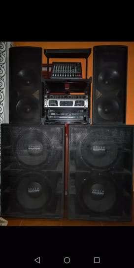 Equipo de sonido SPAIN