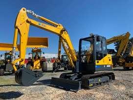 Excavadora 6,5 toneladas SINOMACH GE65H