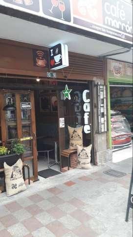 Auxiliar Operativa para tienda de café barrio Palermo - Bogotá.