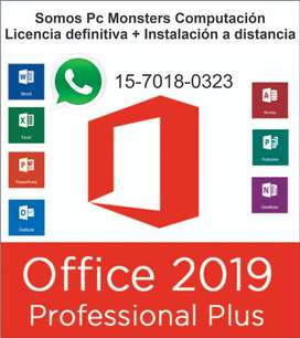 Office 2019 Instalams a distancia de forma remota!