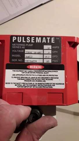 Bombas dosificadoras peristalticas