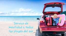 Movilidad Taxi Privado Exclusivo para Aereopuertos Playas Camposantos