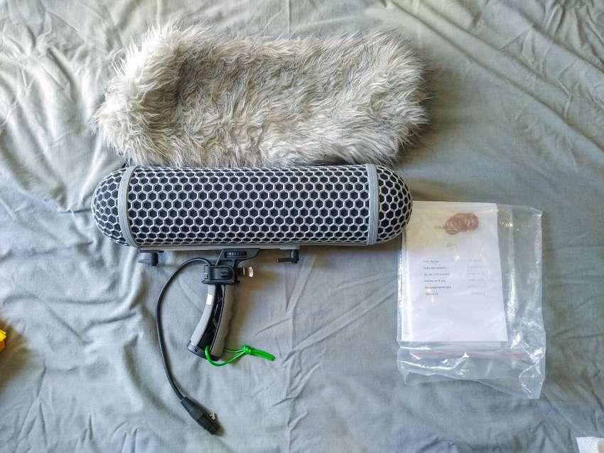 Blimp Marantz ZP-1 Parabrisa micrófono 0