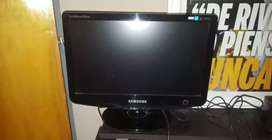 Monitor Samsung 16 funciona leer todo