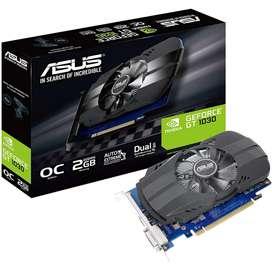 Tarjeta de Video Asus Nvidia GeForce GT 1030 2GB GDDR5