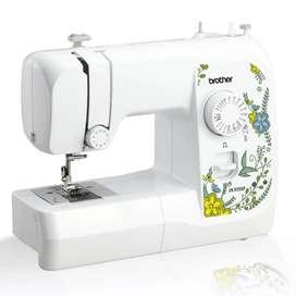 Maquina de coser familiar brother jx 3135