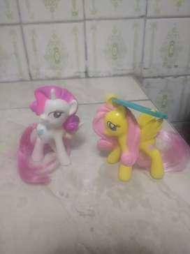Muñecos de My little pony McDonald's