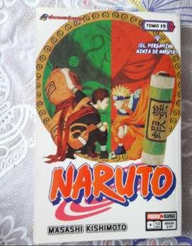 Tomo 15 Naruto