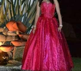 Lindo vestido de 15