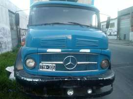 Vendo mercedes 1114 buen estado
