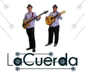 Grupo musical LA CUERDA (Serenata, dueto, trío)