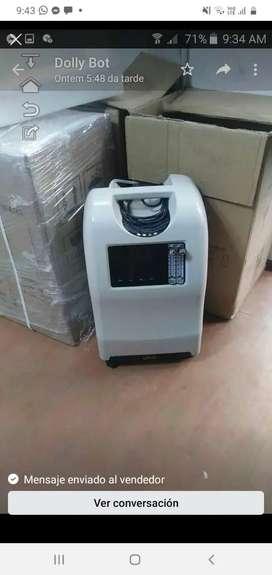 Concentradores de 10 litros