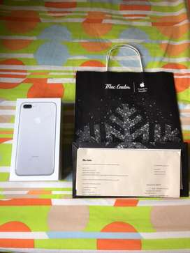 Iphone 7 plus 32gb 1 mes de uso