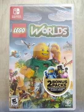 Videojuego LEGO Worlds Nintendo Switch