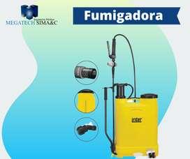 Fumigadora pulvirizadoras amonio higiene fumigacion