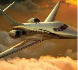 vuelos ejecutivos charter