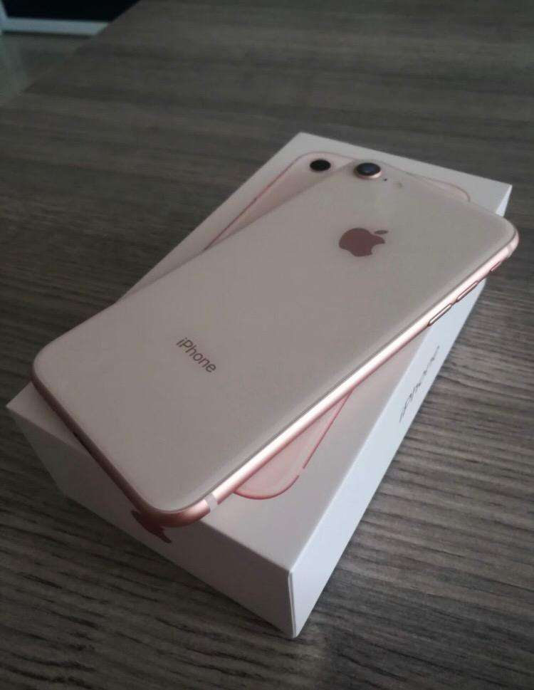 Vendo Iphone 8 0