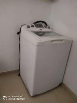 Lavadora mabe 18kg automática