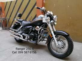 Harley - Ranger 250-4 Azela