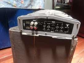 """Planta de sonido 2500 watts y bajo de 12"""""""