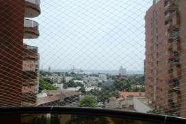Malla de Seguridad para Balcones