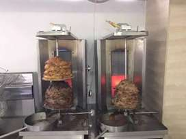Shawarma Kebab  Capacitación Completa incluida