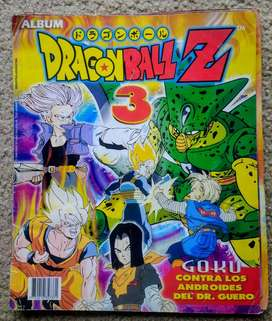 Dragon Ball Z 3 - Album de figuritas
