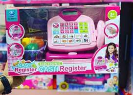 Caja registradora digital infantil