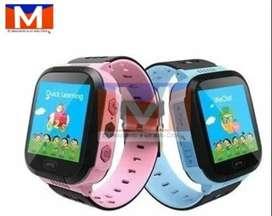 Reloj Gps Smart Watch Impermeable Para Niños