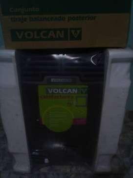 Tiró balanceado nuevo 3800 calorías marca volcan