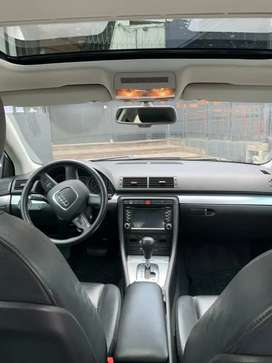 Audi A4 más que impecable