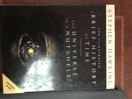 Libros de Stephen Hawking 2 en 1
