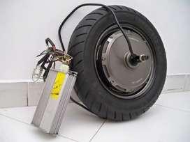 Motor de moto electrica