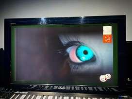 TV Sony BRAVIA 32 pulgadas 10/10 3 entradas HDMI y teatro en casa (No Smar Tv)