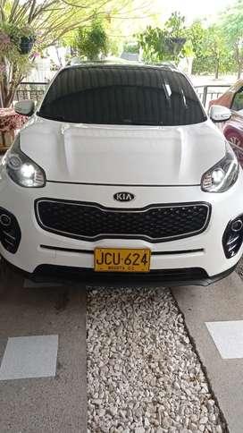 Se vende Kia Sportage como nueva