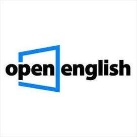 Curso completo de inglés en Open English