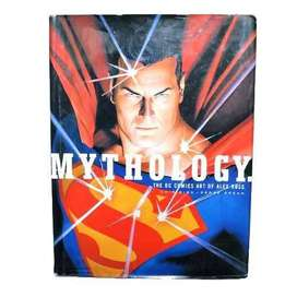 Mythology Liga de la justicia, comic Superman Batman