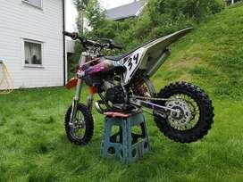 venta de moto KTM 450 SX