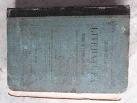 Trozos selectos de literatura, Método de composición literaria - Alfredo Cosson - 1869
