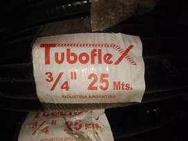 """Tubofle 3/4"""" 25M"""