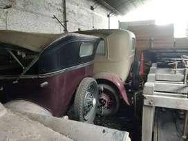 Vendo Ford T 1926, Ford A 1931, Siam Di Tella 1965