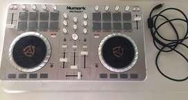 Nunmark mixtrack 2