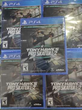 TONY HAWKS PS4