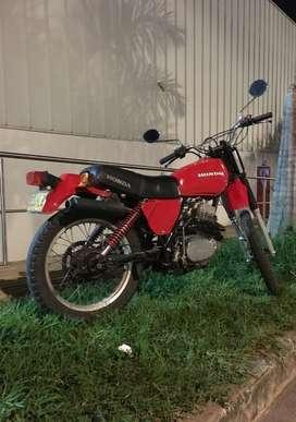 Honda Xl 250S