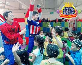 Payasos Fiestas Infantiles
