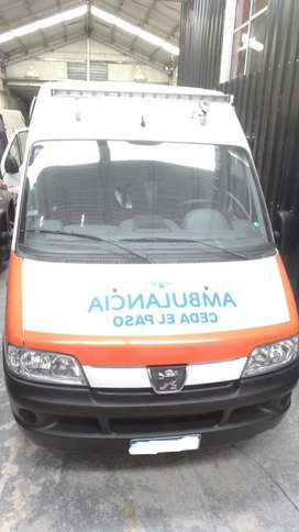 Ambulancia Peugeot Boxer 2.3 Diesel