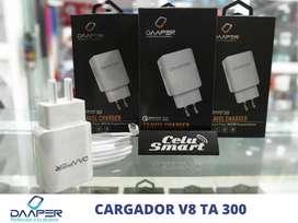 Cargador Daaper TA300 V8